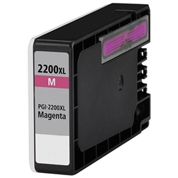 Canon PGI-2200XLM Compatible High Yield Magenta Ink Cartridge