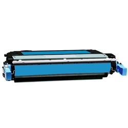 HP 642A Compatible CB401A Cyan Toner Cartridge