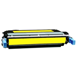 HP 642A Compatible CB402A Yellow Toner Cartridge