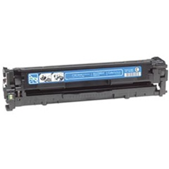 HP 125A Compatible CB541A Cyan Toner Cartridge
