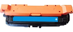 HP 647A Compatible CE261A Cyan Toner Cartridge