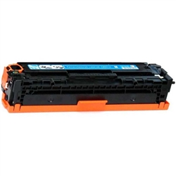 HP 128A Compatible CE321A Cyan Toner Cartridge