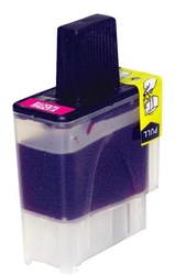 Brother LC41M Compatible Magenta Inkjet Cartridge