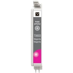Epson T060320 Compatible Magenta Inkjet Cartridge