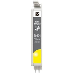 Epson T060420 Compatible Yellow Inkjet Cartridge