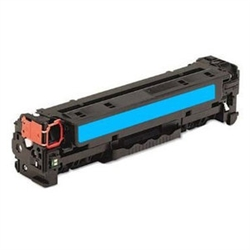 HP 131A Compatible CF211A Cyan Toner Cartridge