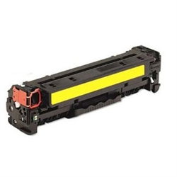 HP 131A Compatible CF212A Yellow Toner Cartridge