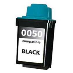 Lexmark 50 Compatible 17G0050 Black Ink Cartridge