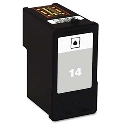 Lexmark 14 Compatible 18C2090 Black Ink Cartridge