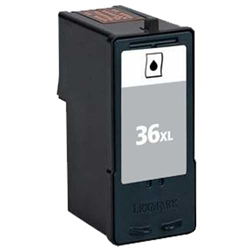 Lexmark 36XL Compatible 18C2170 Black Ink Cartridge