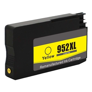 HP 952XL Compatible L0S67AN High Yield Yellow Ink Cartridge