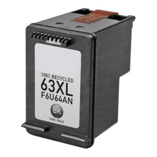 HP 63XL Compatible F6U64AN Black Ink Cartridge