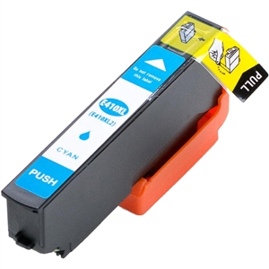 Epson T410XL220 Compatible Hi Yld Cyan Ink Cartridge